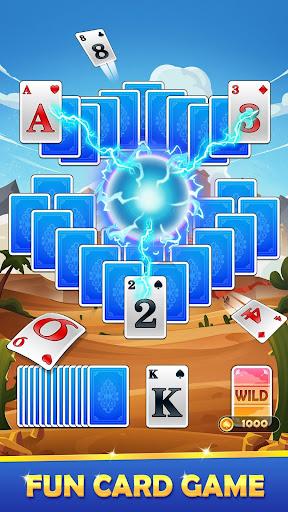 Solitaire Tripeaks : Lucky Card Adventure screenshots 6