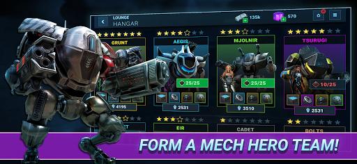 Mech Tactics: Fusion Guards 1.1.3 screenshots 13