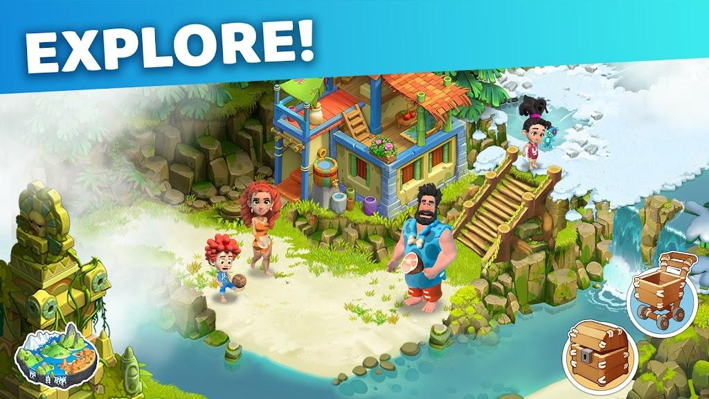 Family Island™ - Farm game adventure  poster 2