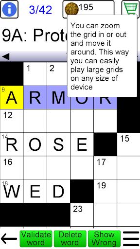 Crossword  screenshots 6