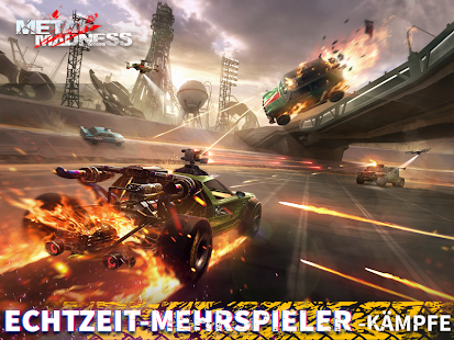 METAL MADNESS PvP: Apex of Online Action Shooter Screenshot