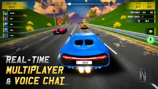 MR RACER : MULTIPLAYER PvP - Car Racing Game 2022 apkdebit screenshots 2