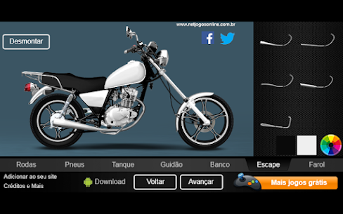 Create Your Custom Bike For Pc – [windows 10/8/7 And Mac] – Free Download In 2020 2