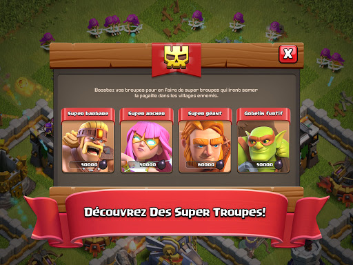 Clash Of Clans Applications Sur Google Play