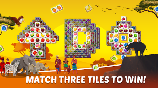 Tile Crush - Pair Matching & Brain Puzzle Game  screenshots 9