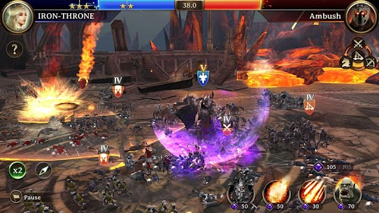 Iron Throne: 5.2.0 The Firstborn Mod Apk [Unlimited Money] 5