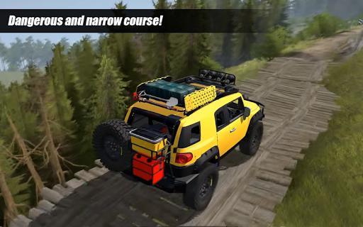 Offroad Xtreme 4x4 Racing Simulator Car Driving 3d  screenshots 5