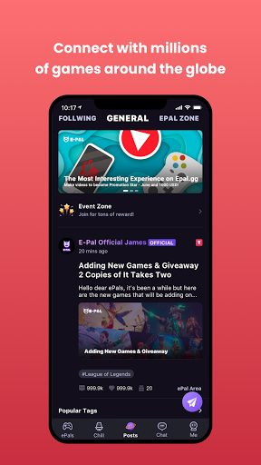 E-Pal: Gaming with E-Girls and E-Boys! screenshots 7
