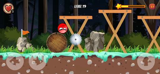 Code Triche Red Ball Adventure 1 (Astuce) APK MOD screenshots 4