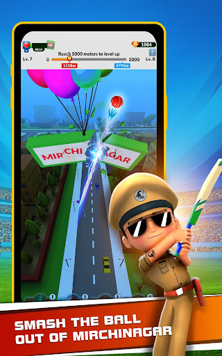 Little Singham Cricket  screenshots 10