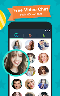 Aloha Voice Chat Audio Call with New People Nearby 1.59 Screenshots 3