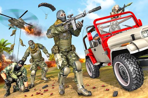 Real Commando Secret Mission - FPS Shooting Games apktreat screenshots 2