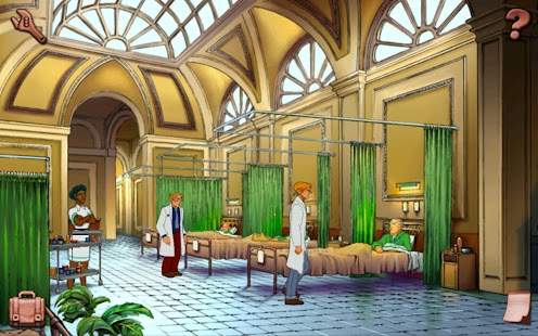 Broken Sword: Español Screenshot