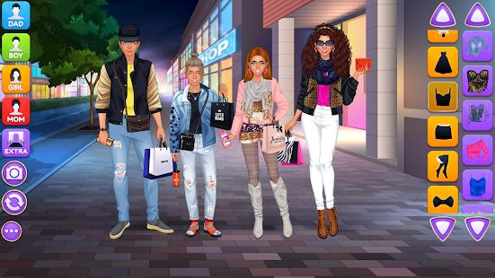 Superstar Family - Celebrity Fashion screenshots 5