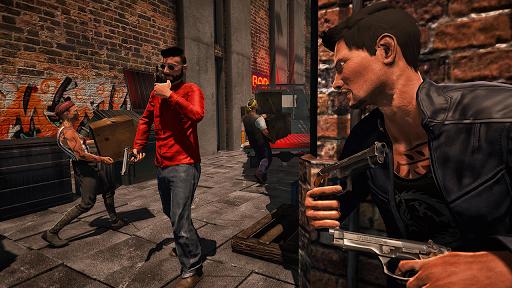 Grand Gangster City Battle : Auto Theft Games 2020  screenshots 2