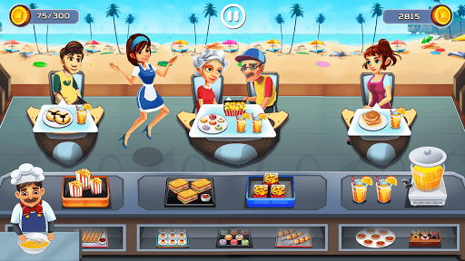 Cooking Cafe - Food Chef 4.0 screenshots 4