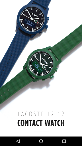 Lacoste.12.12 Contact