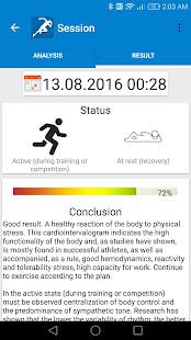 VitaSport: Workouts control