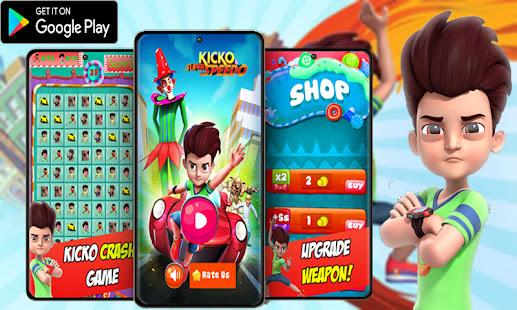 Kicko Rush Game - New Speedo Crush Super Jewels 0.1 screenshots 1