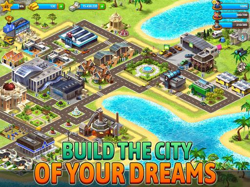 Paradise City: Building Sim Game  screenshots 7