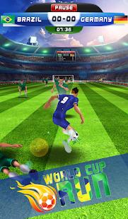 Soccer Run: Offline Football Games screenshots 12