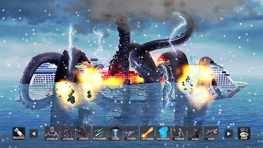 Ship Smash Simulator mod Apk 1.1 (Unlocked Weapons/Ships) 2