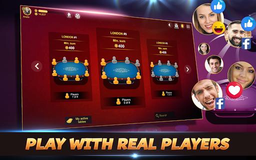 Svara - 3 Card Poker Online Card Game 1.0.12 screenshots 17