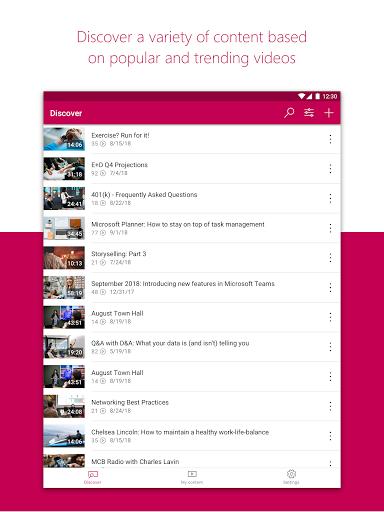 Microsoft Stream  Screenshots 7