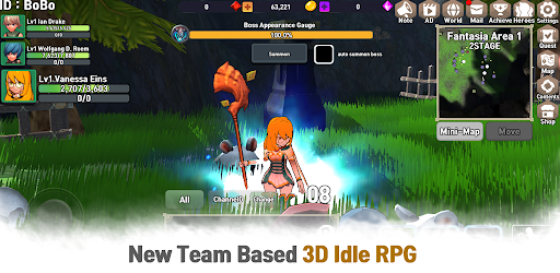 Brave Arena 1.024 screenshots 10
