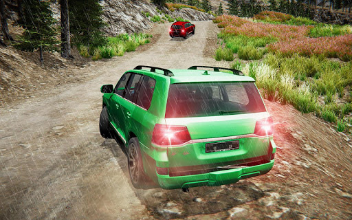 Offroad Prado Car 4X4 Mountain Drift Drive 3D goodtube screenshots 2