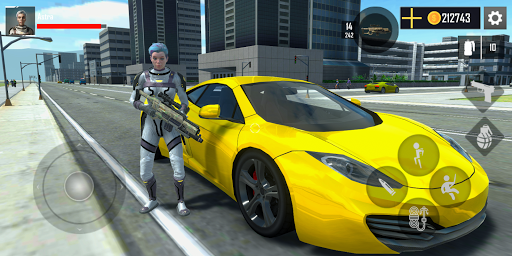 Super Hero Rope Crime City 1.09 screenshots 4