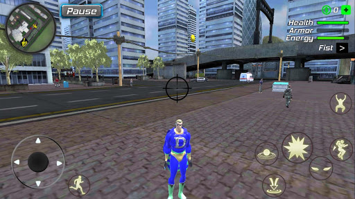 Dollar hero : Grand Vegas Police android2mod screenshots 2