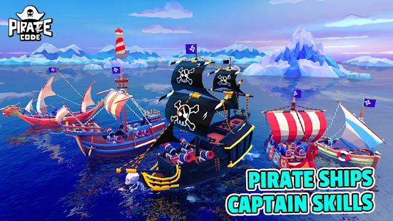 Pirate Code - PVP Battles at Sea Mod Apk