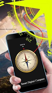 Digital Smart Compass: GPS For Pc – Free Download In Windows 7/8/10 1