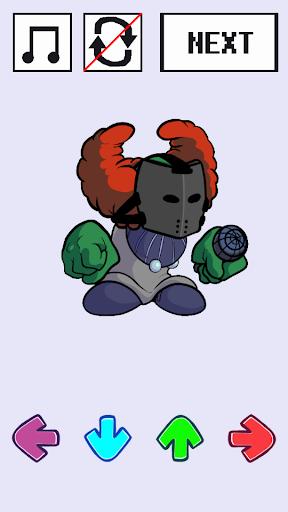Friday Night Funkin Tricky Character Test apktreat screenshots 1
