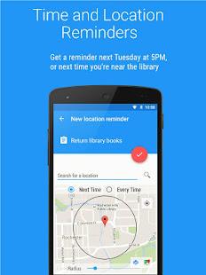 Reminders - Task reminder app