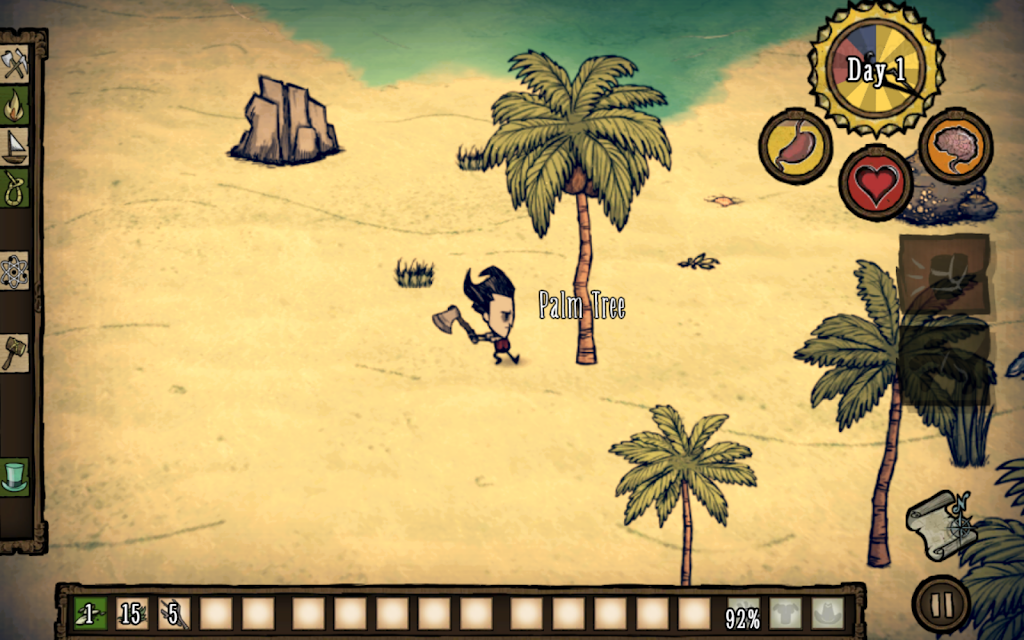 Don't Starve: Shipwrecked  poster 3