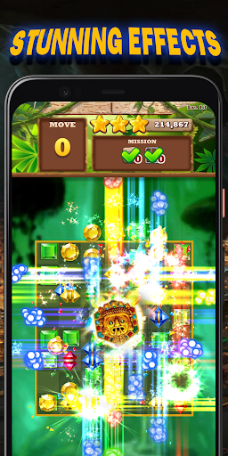 Jewel Quest : Match 3 android2mod screenshots 3