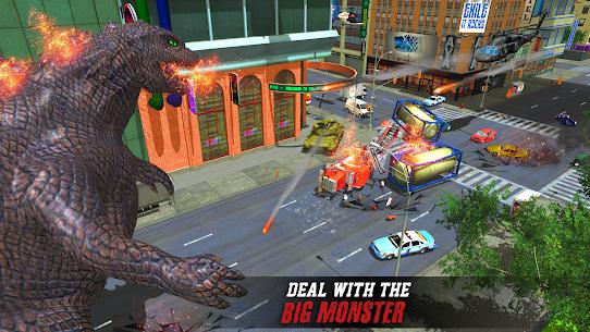 Godzilla & Kong 2021 MOD (Levels Unlocked) 2