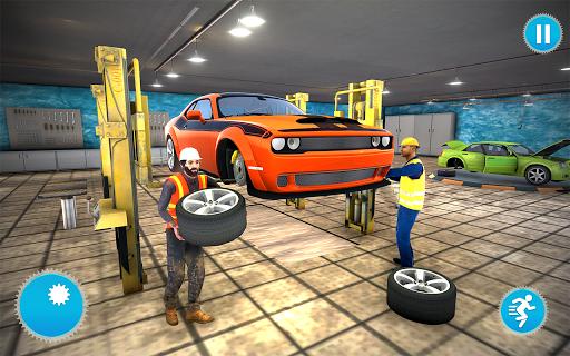 Real Car Mechanic Workshop- Junkyard Auto Repair 1.0 screenshots 1