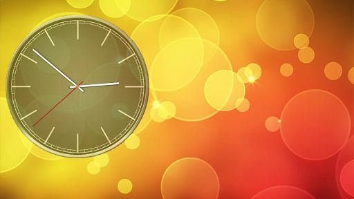 Battery Saving Analog Clocks Live Wallpaper 6.5.1 Screenshots 20