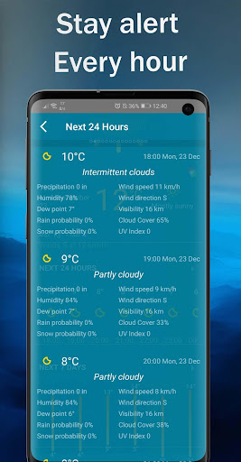 Live Weather - Weather Forecast 2020 1.0.3 Screenshots 6