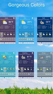 Weather 2 weeks (UNLOCKED) 6.0.9 Apk 3