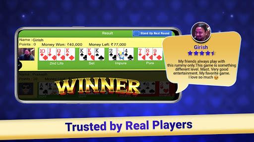 Indian Rummy: Play Rummy Game Online  screenshots 2