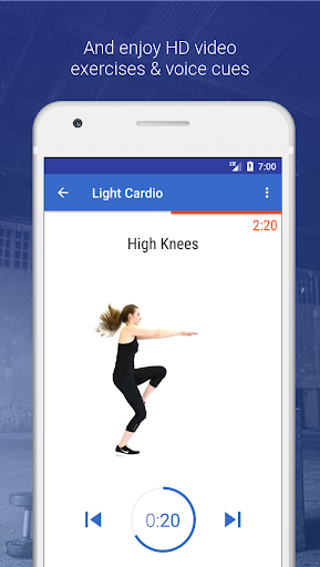 HIIT & Cardio Workout by Fitify 1.6.5 Screenshots 3