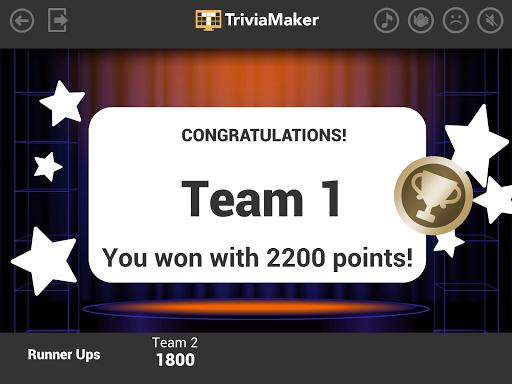 TriviaMaker - Quiz Creator, Game Show Trivia Maker 6.1.3 screenshots 16