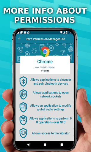 Revo App Permission Manager android2mod screenshots 6