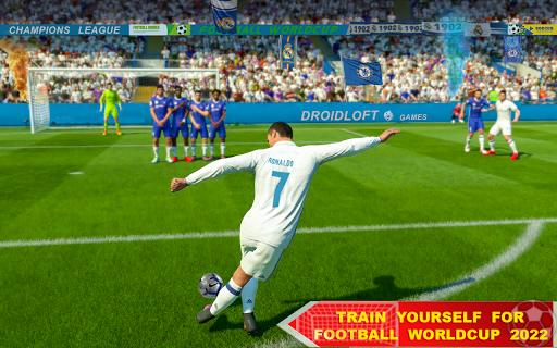 Soccer Football Strike Worldcup Champion League  screenshots 11