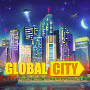Global City: Build your own world. Building Game
