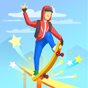 Skater Race MOD APK 2.2 (Unlimited Money)